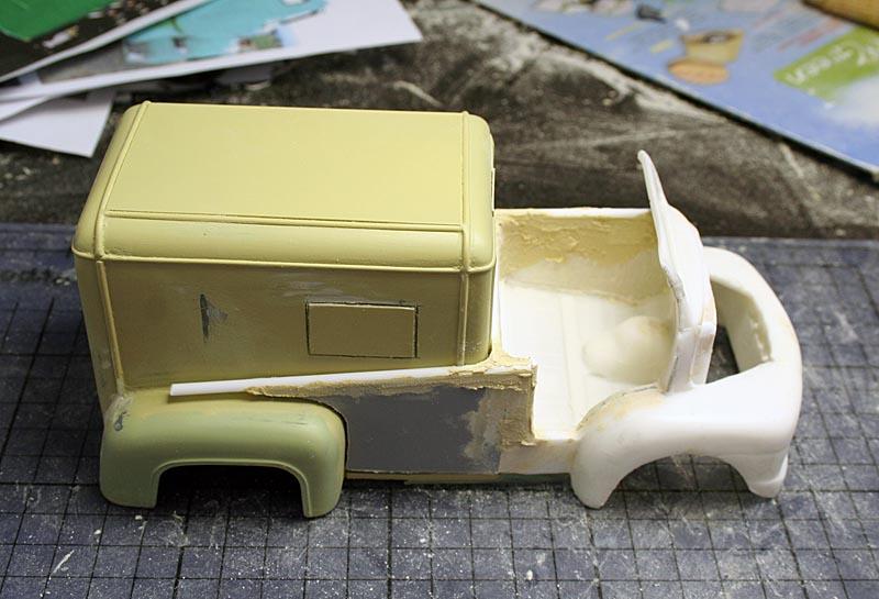 """FORD 1951 COE """"ice cream truck"""" (autre suite du 28/11/16) Img_9954"""