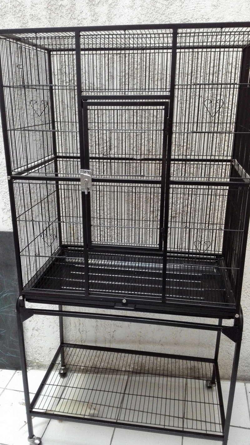 Cage Bubu XL + accessoires à Bordeaux [33] Img_2014