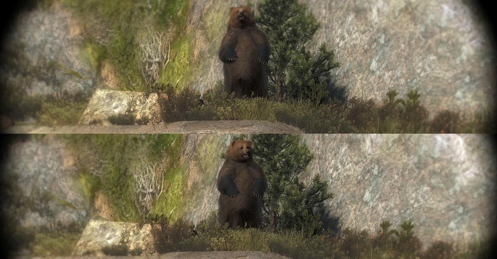 Grizzly Bear Attacchi e animazioni 25371010