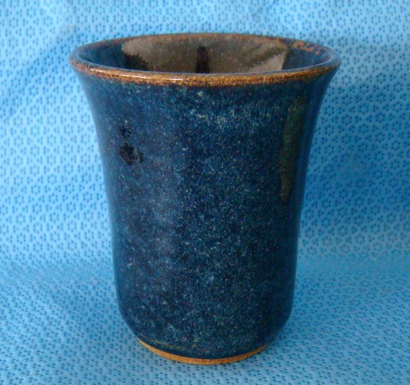 Who made this neat beaker? Initials LF Dsc09510