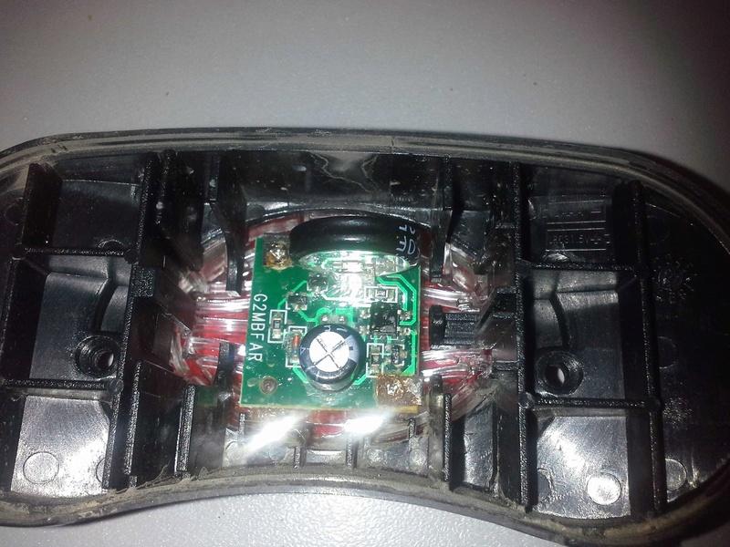 Eclairage arrière : réparable ? - Page 2 Circui10