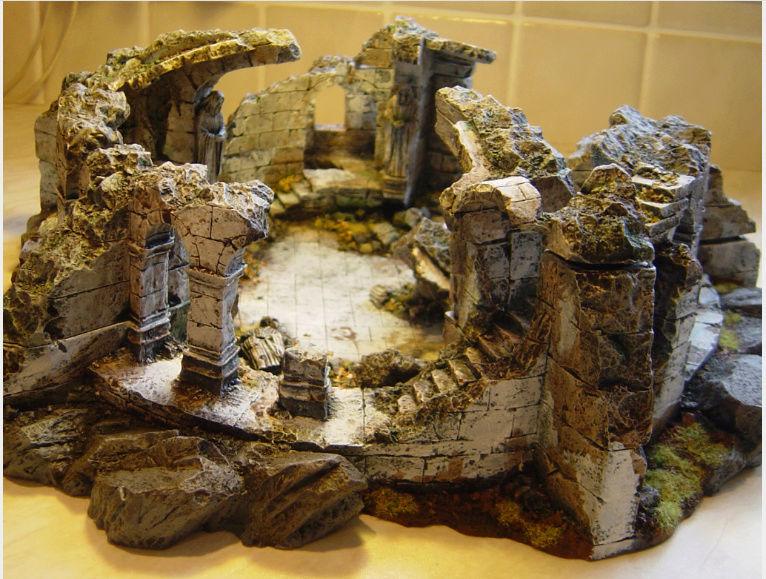 Tuto la tour Amon sûl 210