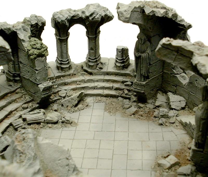 Tuto la tour Amon sûl Wt610