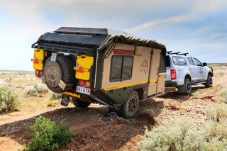 Conqueror Off Road Campers Now Available in North America !!! 22-64010