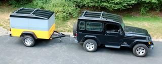 ''TrailTop'' Modular trailer Camper10