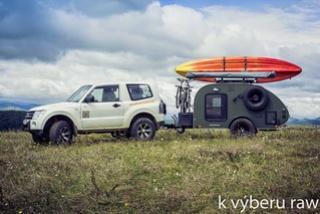 Mini Caravan offroad -- Freerider (Slovaquie) Freeri16