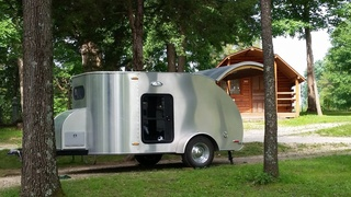 How to Build a Teardrop Camper – The Final Product (Regal Eagle is Complete) USA Td-pro10