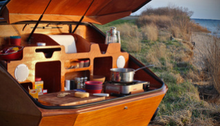 Beautiful Teardrop Trailer by Chesapeake Light Craft Teardr13