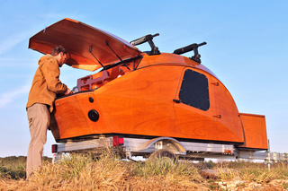 Beautiful Teardrop Trailer by Chesapeake Light Craft Teardr14