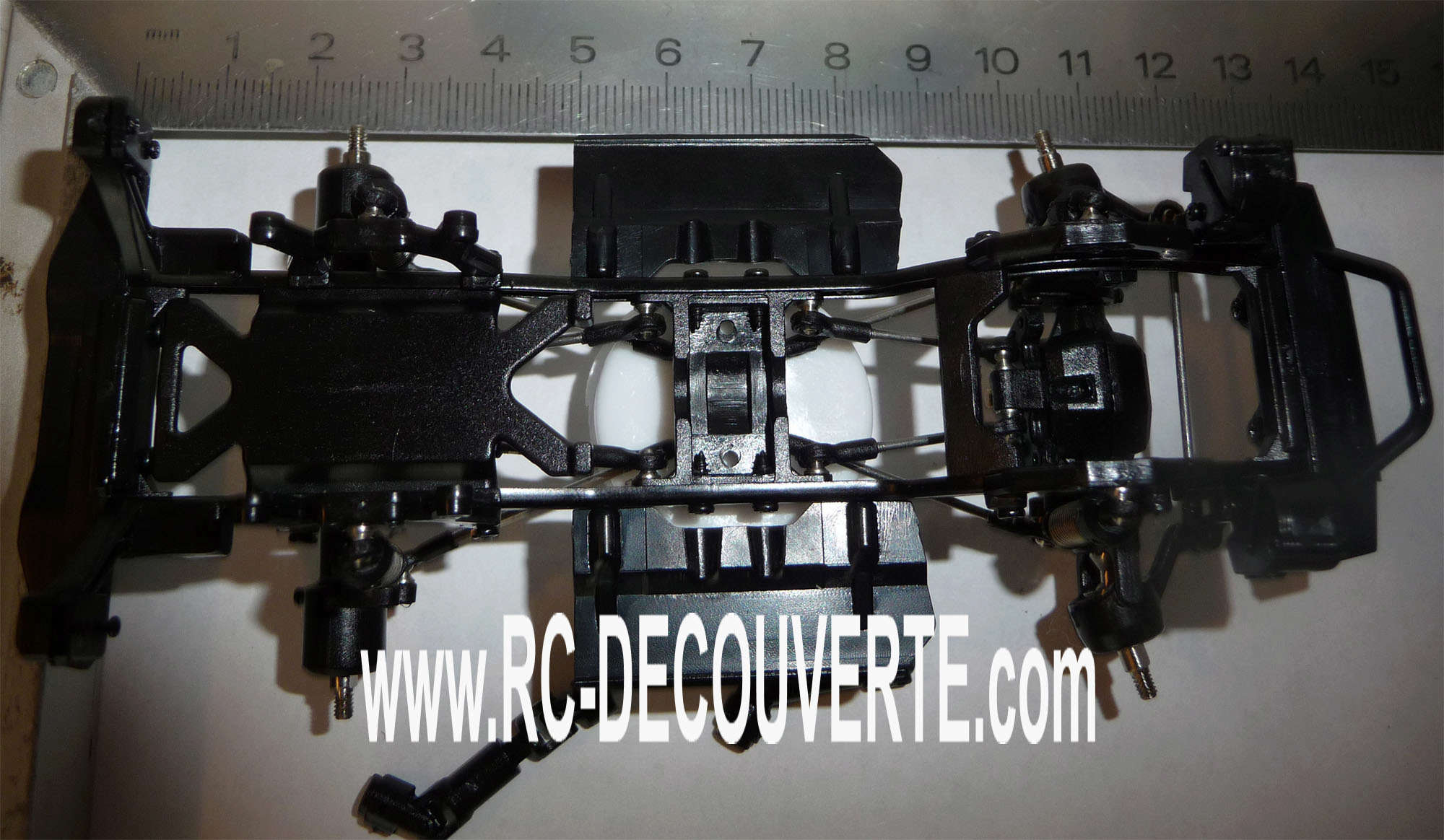 Orlandoo OH35A01 Kit Jeep 1/35 mini crawler présentation découverte montage et essai Orland20