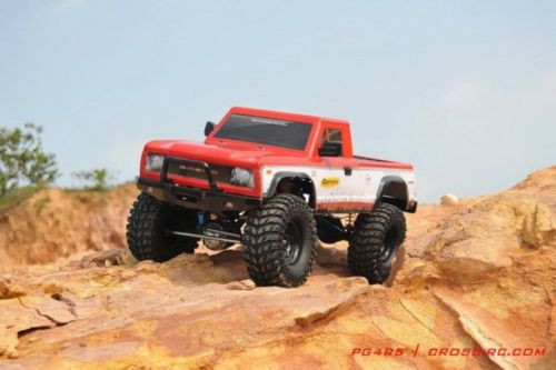 PG4RS 1/10 4x4 Pick up Crawling kit CROSS-RC - CROPG4RS Pg4rs-10