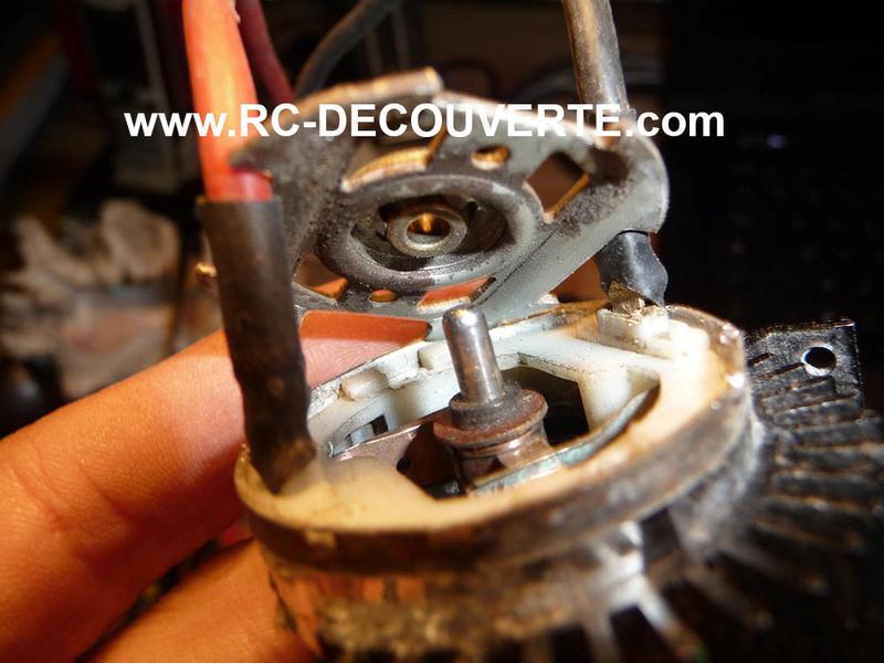 Comment récupérer, réparer et démonter un moteur type 540 Charbon ou Brushed Axial donné pour mort Recupe10