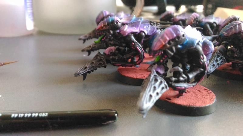 Première figurines de la Flotte-ruche Dagon - Page 2 P_201654
