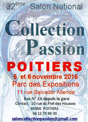 Salon Collection Passion à Poitiers (86) Salon_10