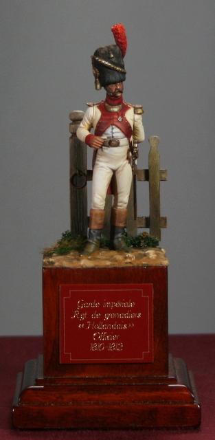 3è régiment de grenadiers de la Garde impériale. Img_6411