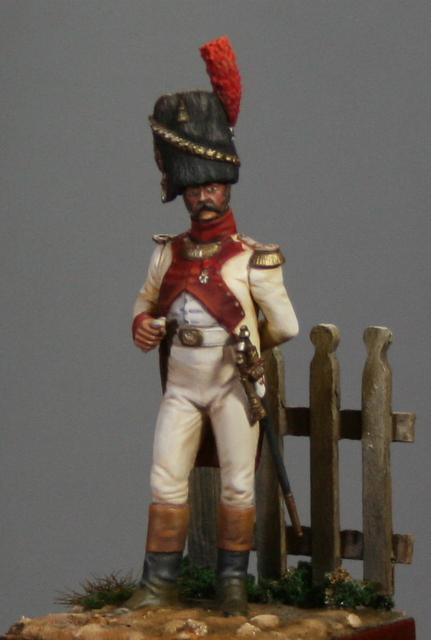 3è régiment de grenadiers de la Garde impériale. Img_6412