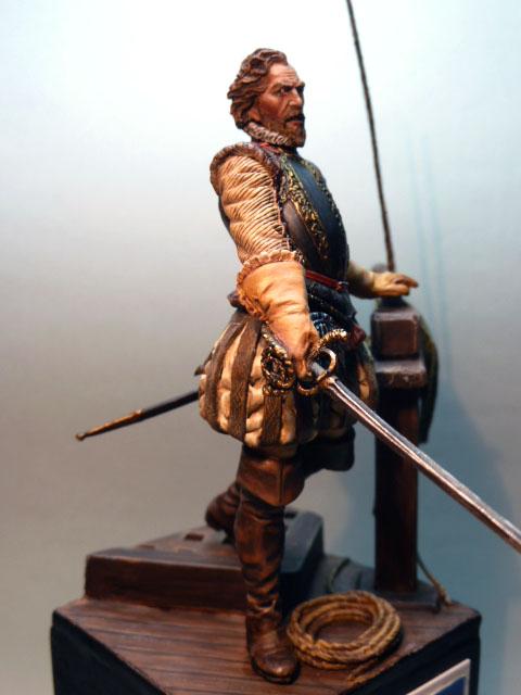 Sir Françis DRAKE 01410