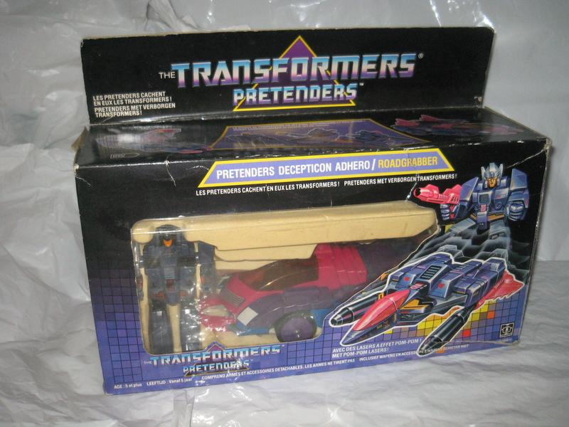 TRANSFORMERS G1 (Génération 1) : toute la gamme Preten10