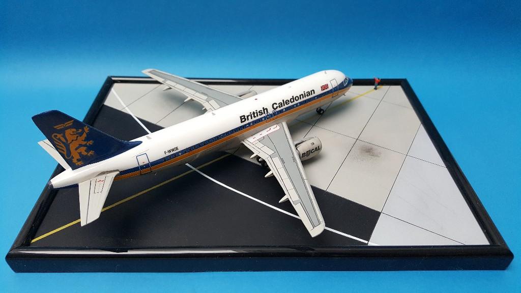 Un petit duo de liners : A320 Revell  et B727-100 Airfix 20181110