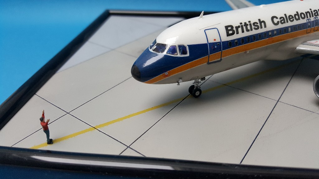Un petit duo de liners : A320 Revell  et B727-100 Airfix 20181113