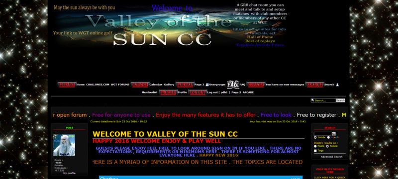 VALLEY of the SUN C C invites ( click here to see the thread ) Websit10