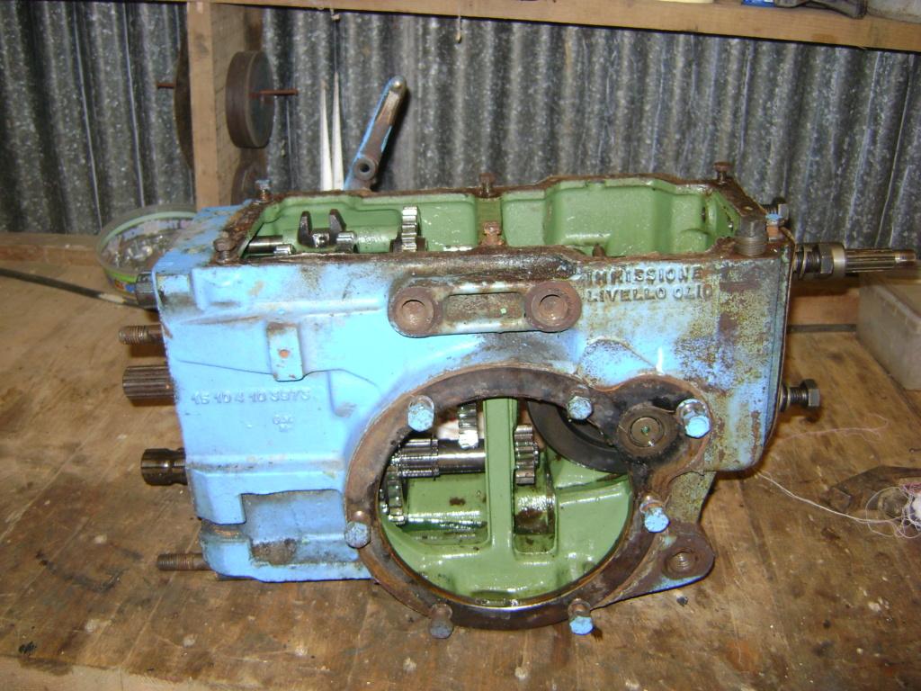 restauration - restauration gm435 Dsc08826