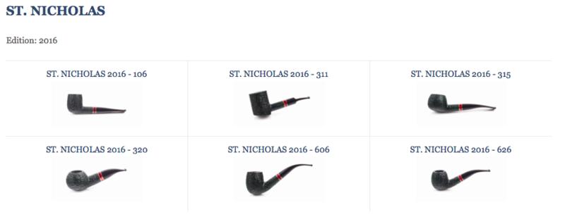 pipes Savinelli St Nicolas 2016 0110