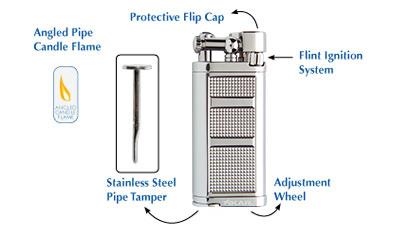 Le briquet accessoire indispensable - Page 3 Pipeli10