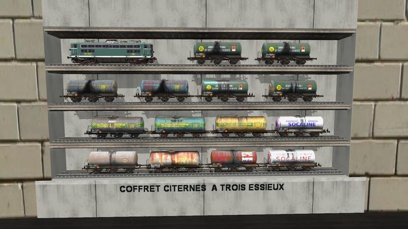 Série de coffrets pour TrainZ Giraud66