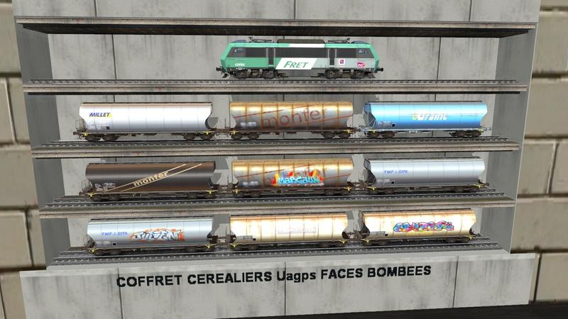 Série de coffrets pour TrainZ Giraud67