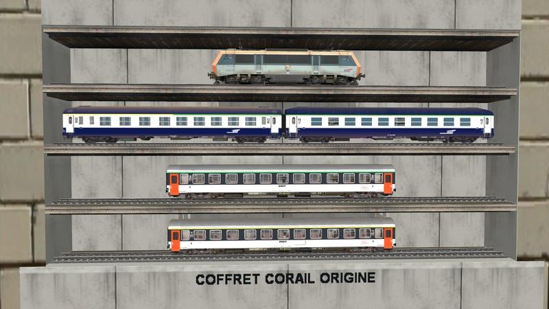 Série de coffrets pour TrainZ Giraud68
