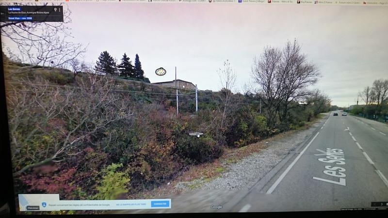 1988 ou 1989: le /07 à 17H environ - Une soucoupe volante -  Ovnis à entre La Roche de Glun et pont de l'Isere - Drôme (dép.26) Dsc_0911