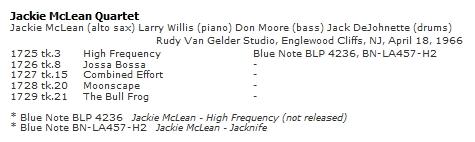 [Jazz] Playlist - Page 4 Jackie13