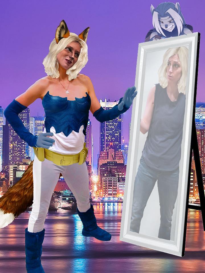 Wondervixen cosplay by Erin Brooks Erin_w11