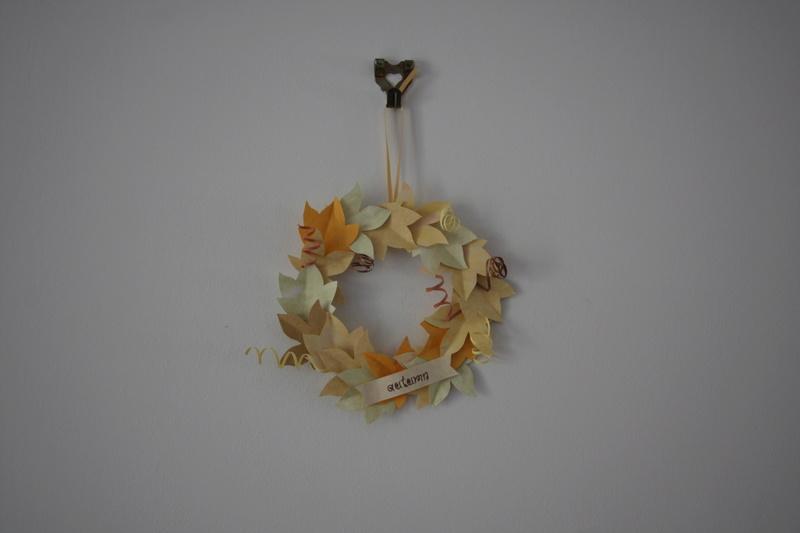 Autumn mini-wreath Img_0810