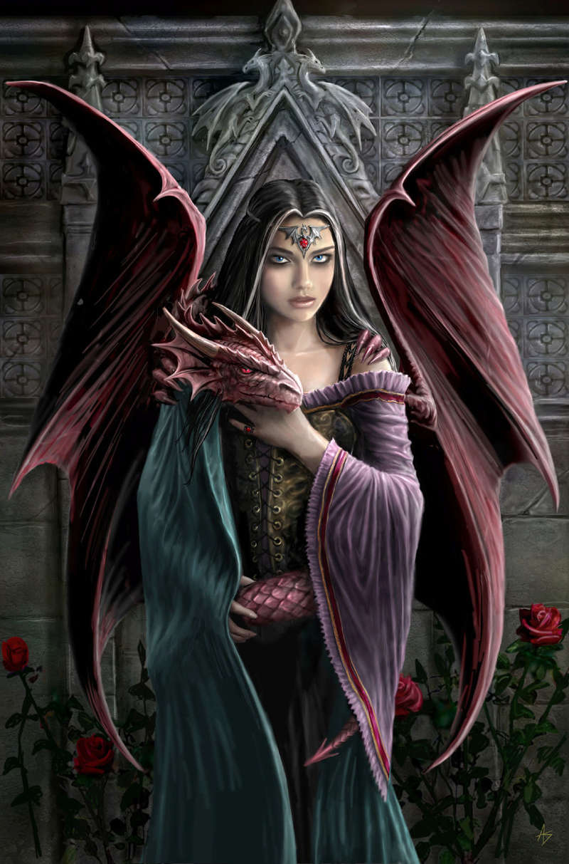 Anne stokes. Image10
