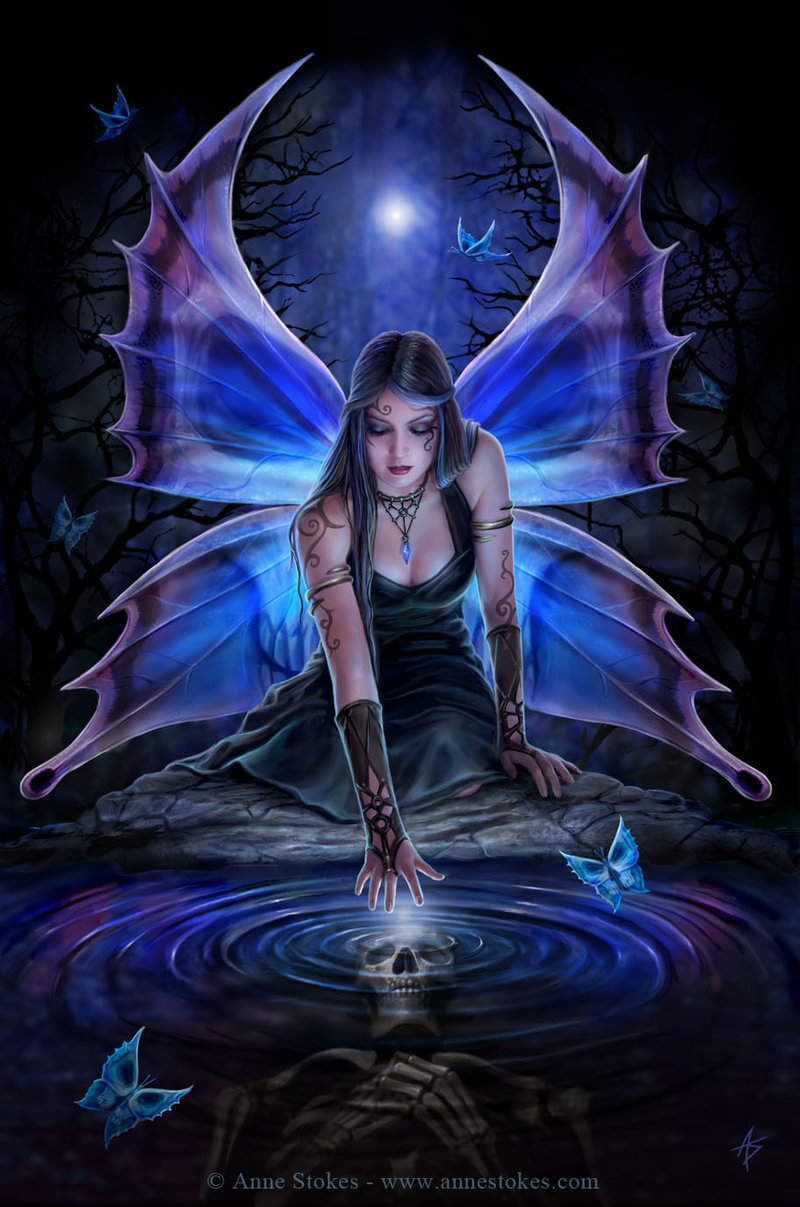 Anne stokes. Immort10