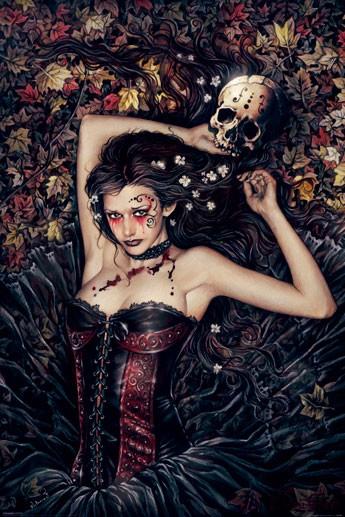 Victoria Frances Poster10