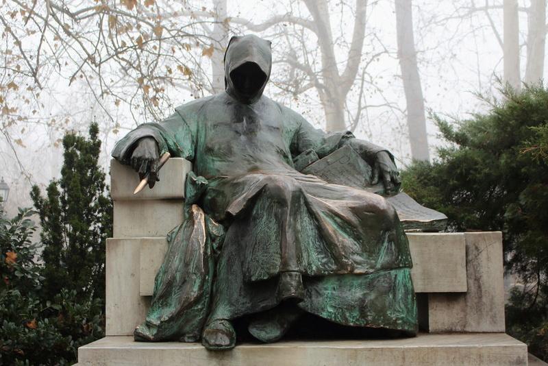 """ Silence de Pierre ""  - Page 2 Statue11"