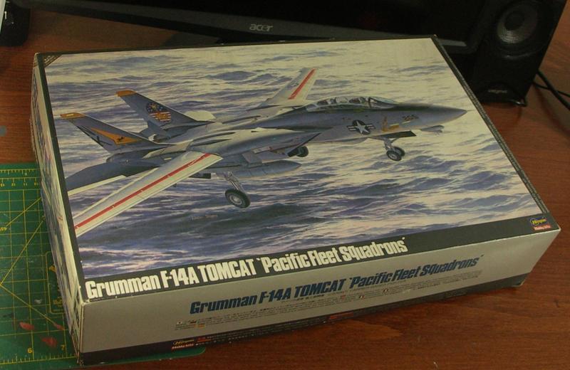 Luftwaffen Kater oder F-14 Tomcat für die Marineflieger in 1:48 von Hasegawa 01_10