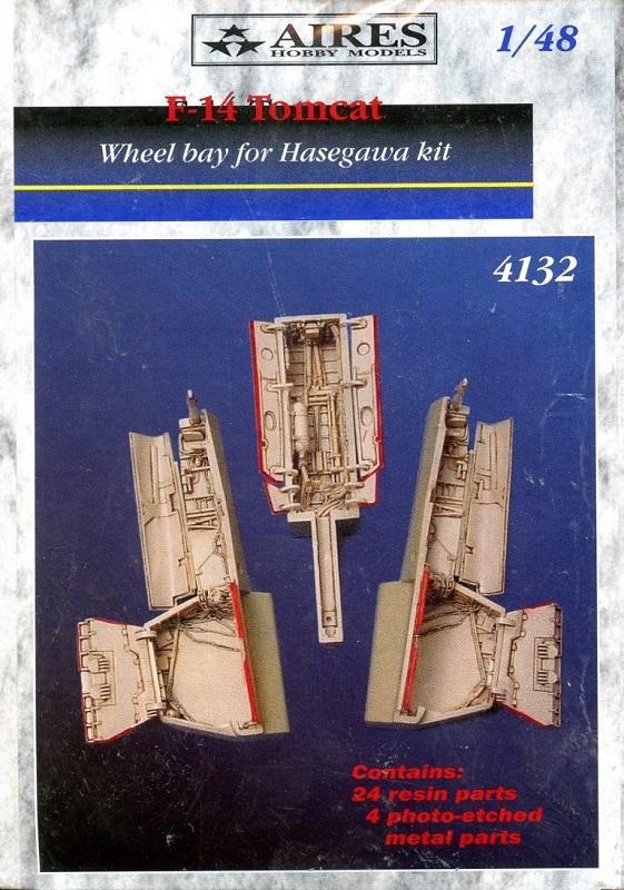 Luftwaffen Kater oder F-14 Tomcat für die Marineflieger in 1:48 von Hasegawa 05_10