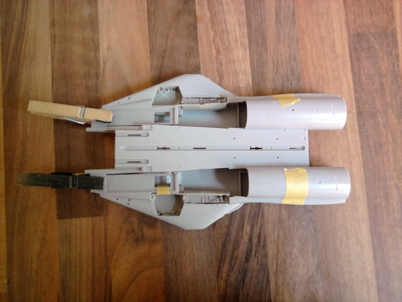 Luftwaffen Kater oder F-14 Tomcat für die Marineflieger in 1:48 von Hasegawa 14_10