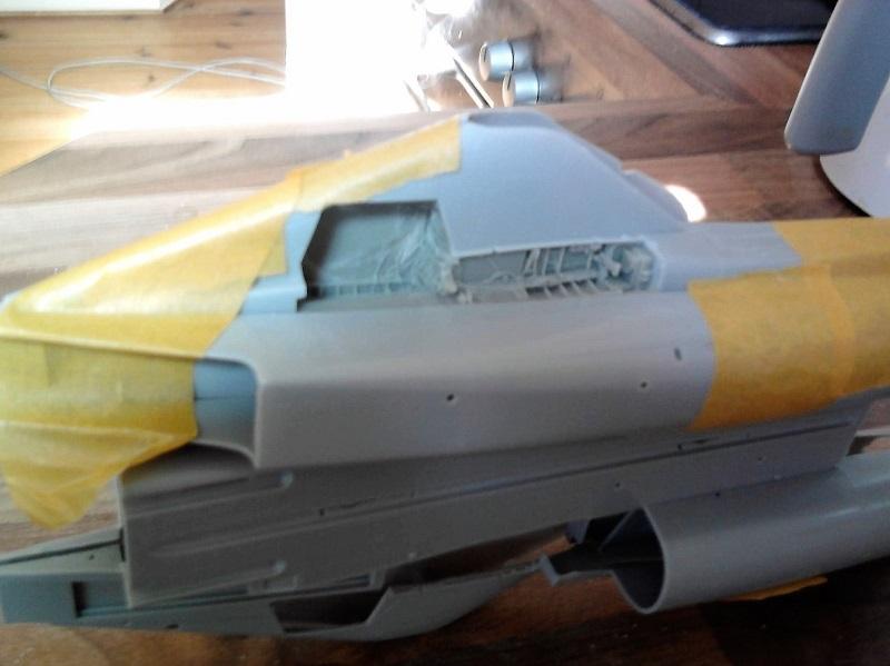 Luftwaffen Kater oder F-14 Tomcat für die Marineflieger in 1:48 von Hasegawa 17_10