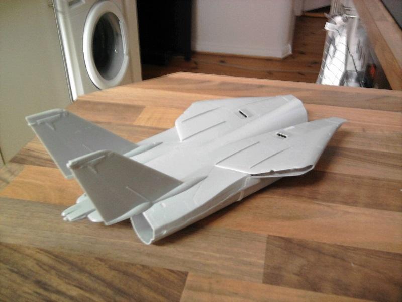 Luftwaffen Kater oder F-14 Tomcat für die Marineflieger in 1:48 von Hasegawa 21_10