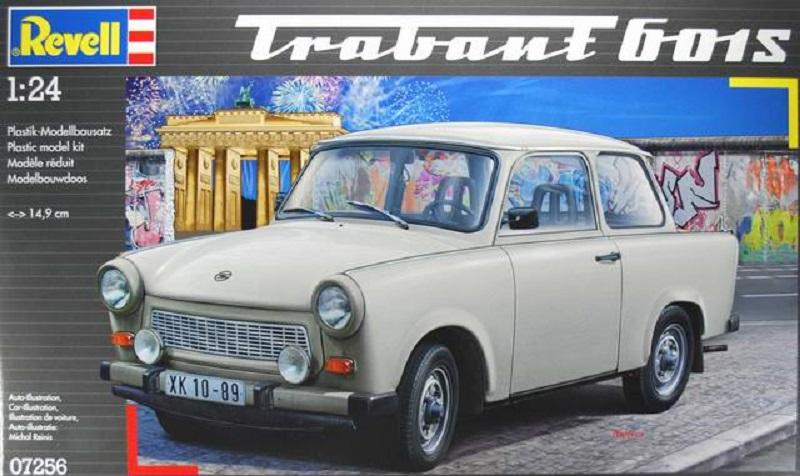 Revell Trabant 601s 1:24 4584-d11