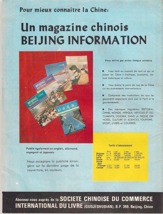 Publications des stations Beijin10