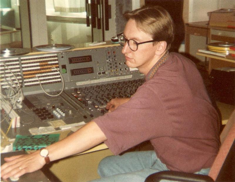 Visite à Radio Sweden Inter août 1991 R_swed10