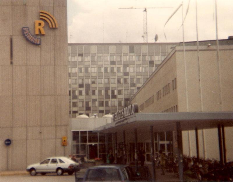 Visite à Radio Sweden Inter août 1991 R_swed12