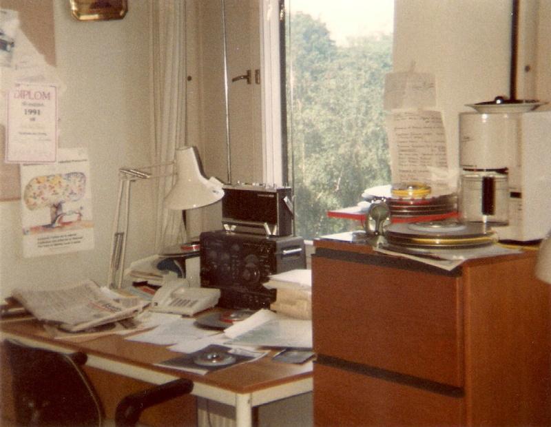 Visite à Radio Sweden Inter août 1991 R_swed15
