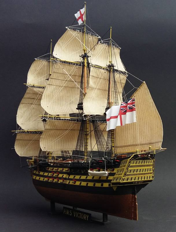 H.M.S. Victory Revell 1/225 Comp_171